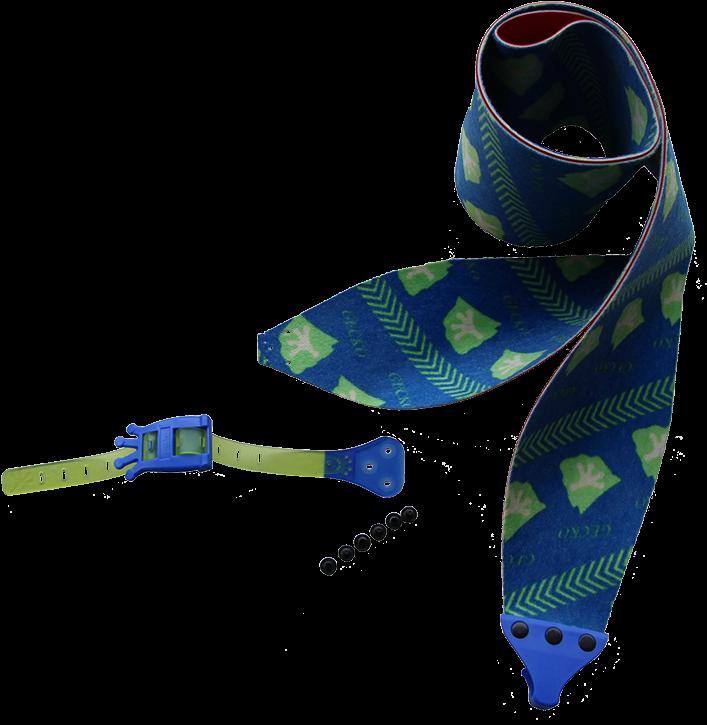 MP Gecko Race Tour 110/170 Alpin blau/blue